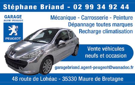 Briand-Garage