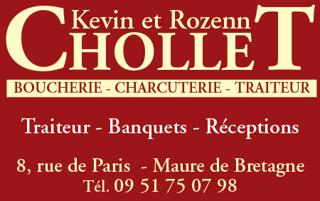 CHOLLET-BOUCHERIE