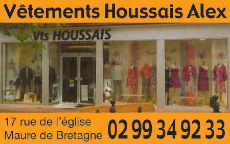 HOUSSAIS-VETEMENTS