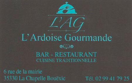 L'ARDOISE-GOURMANDE