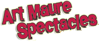Art Maure Spectacles