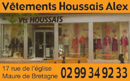 HOUSSAIS-VETEMENTS